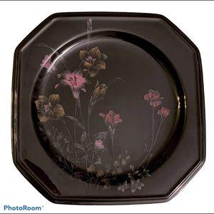 Mikasa Discounted Ebony Meadow Dinner Plate